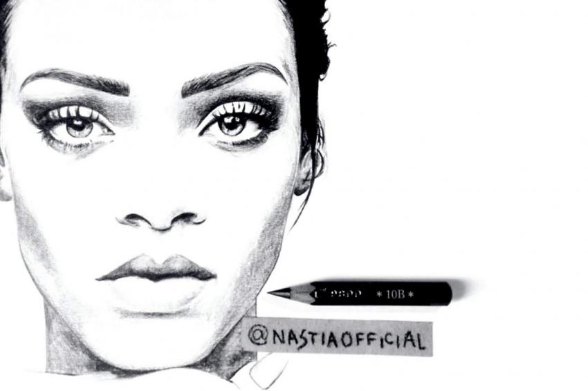 Rihanna por nastiaofficial